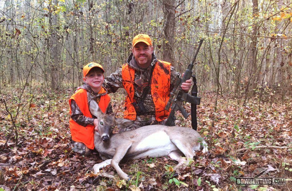 easton first deer