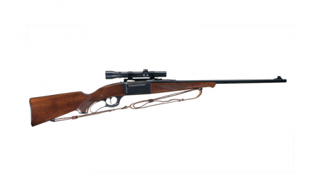 Striking gun for hunting rabbits