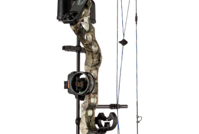 A Compound Bow Which Is Easy To Learn