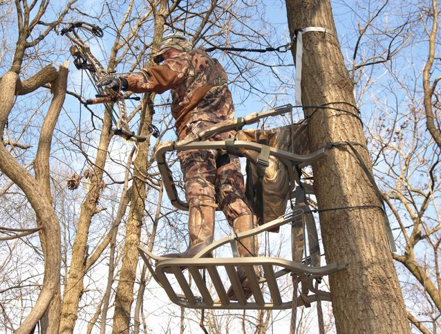 5 Tree Stand Safety Tips For Deer Hunters The Best And