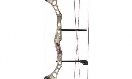 Compound bows for ladies' hunters 02