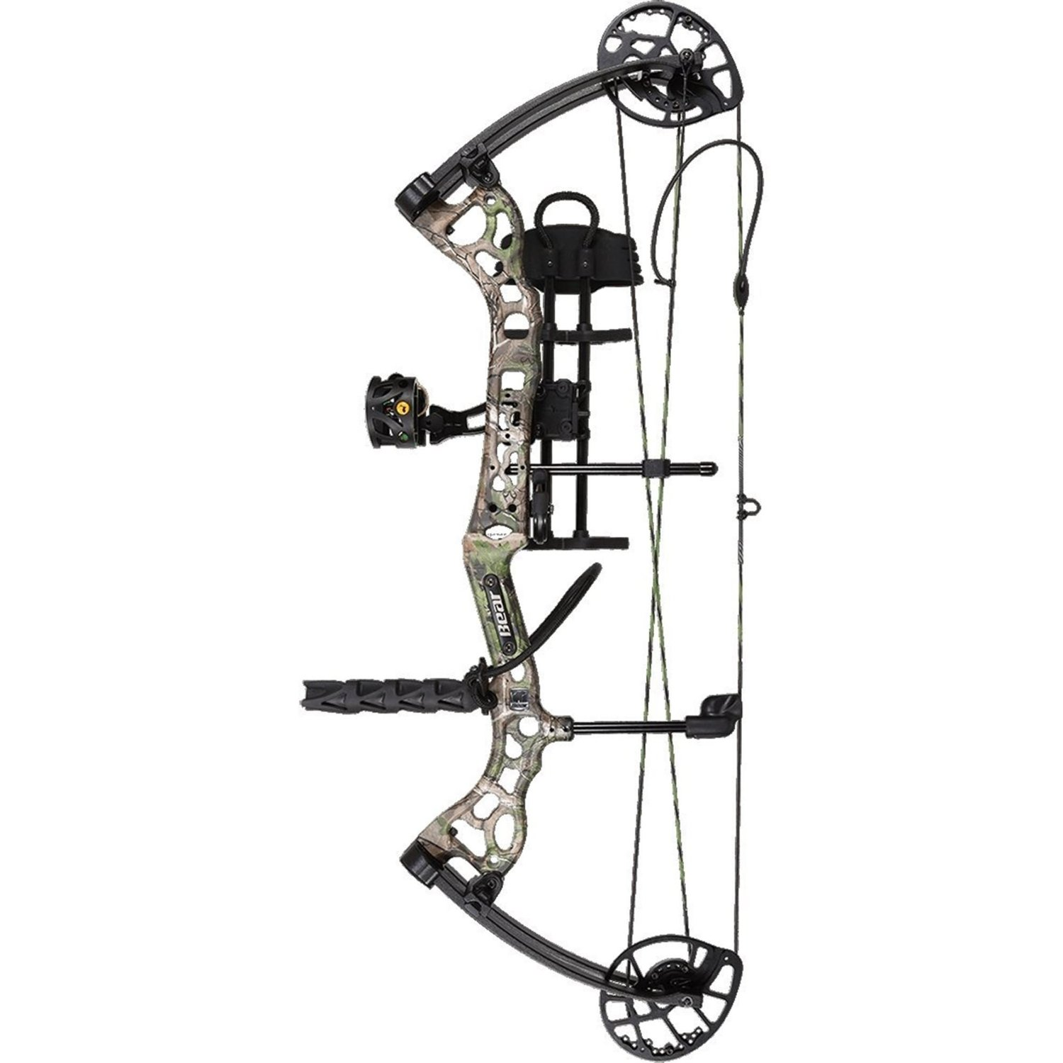 An Excellent Compound Bows With Advanced Grip Design 01