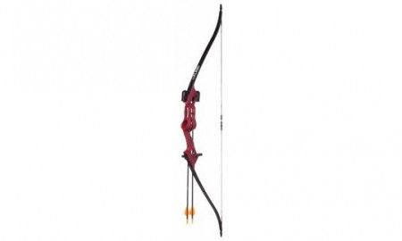 Bear recurve bow for beginners