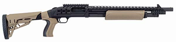 Shotgun for hunting-Mossberg 500 ATI Scorpion
