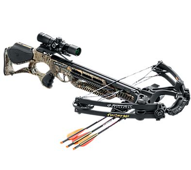Barnett Ghost 360 Crt Crossbow Accurate Hunting Bow The