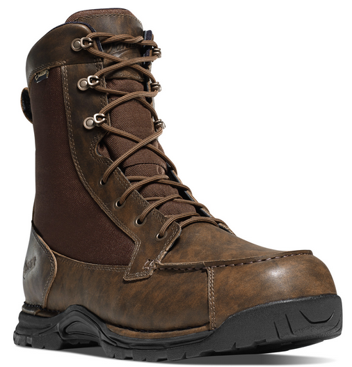 Side of Danner Sharptail hunting boots