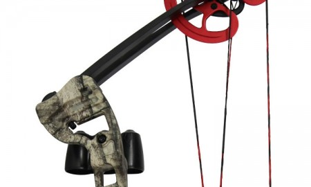 Barnett Hunter Extreme Compound Bow Package detail