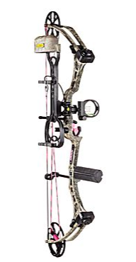 Bear Archery Finesse RTH Compound Bow