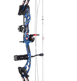 PSE Archery Stinger X RTS bow 02