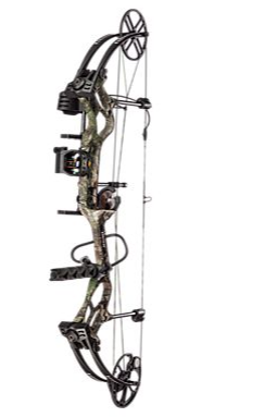 Bear Archery Marshall RTH compound bow  02