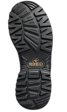 RedHead Hickory Ridge Waterproof boots bottom