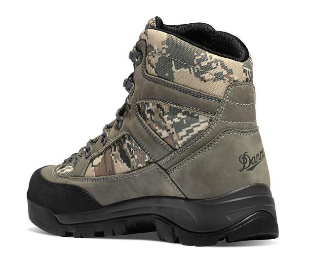 "Side of Gila 6"" Optifade hunting boots"