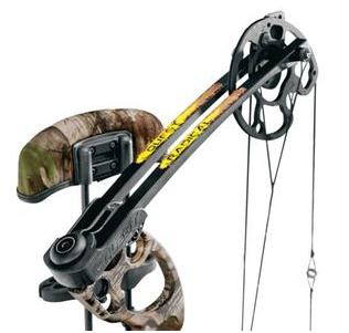 Quest Radical Compound Bow 03