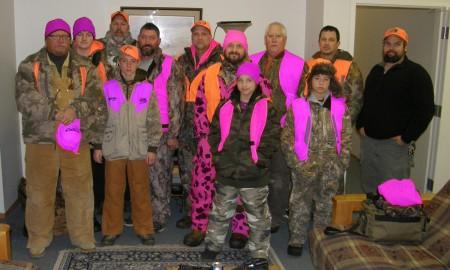 Pink Hunting