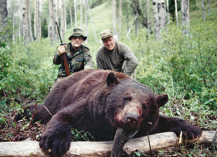 Tips For Bear Hunting Success The Best And Most Complete