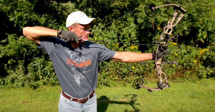 challenges of bowhunting