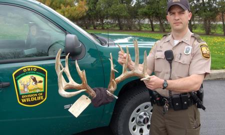 state wildlife officer john