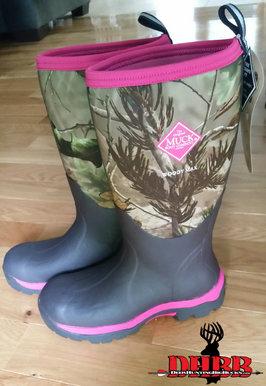 womens woody max fleece hunting boot