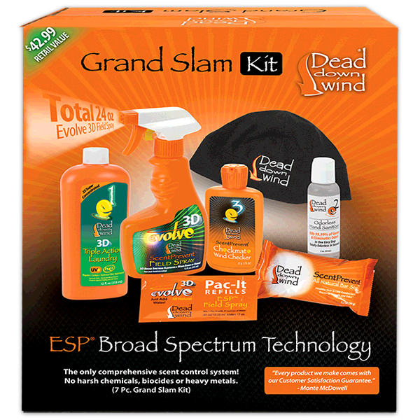 Dead Down Wind -Grand Slam Kit