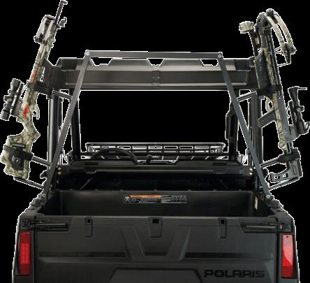 Moose Utilties -Double Crossbow Rack