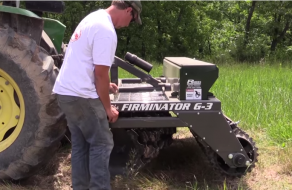 Creating food plots and adding fertilizer and lime, if necessary, can benefit the existing native browse or your food plots.
