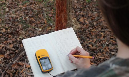 A journal, GPS, and a camera are your best friends when post-season scouting. Mark your findings, write down potential stand locations, and snap a few pictures to keep the area fresh in your mind