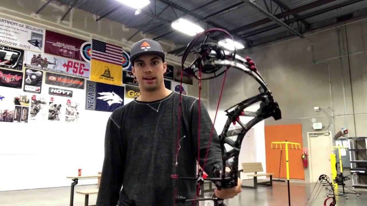 PSE Archery's New Evolve 35 Compound Bow