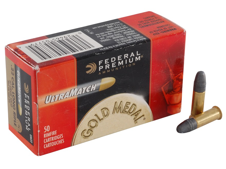 Federal Premium Hunter Match .22 Ammo