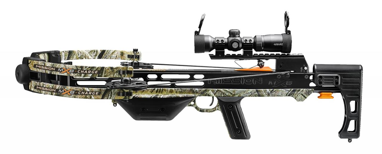 Mission MXB Charge crossbow
