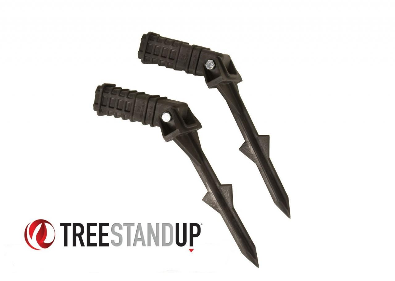 Ladder Tree Stand Setting Aid