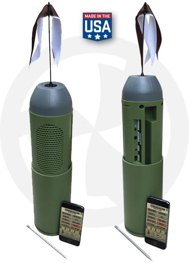 Bullet HP Bluetooth Predator Call