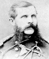 Lt. Colonel George Schofield