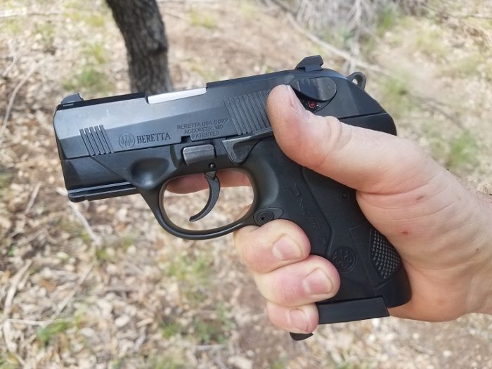 Beretta PX4 Storm Sub Compact (image courtesy JWT for thetruthaboutguns.com)