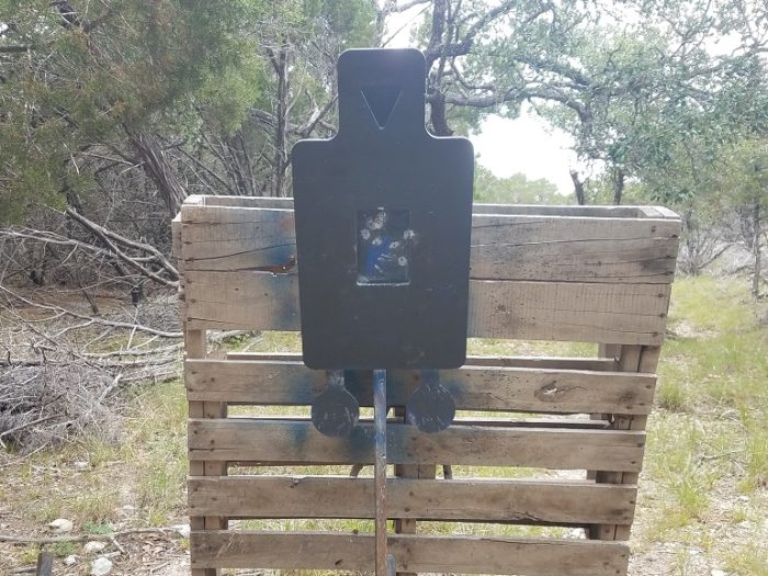 Beretta PX4 Storm target (image courtesy JWT for thetruthaboutguns.com)