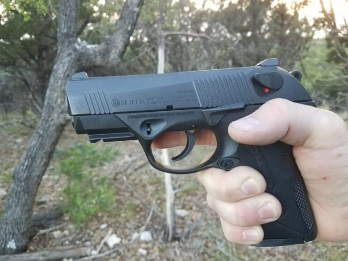 Beretta PX4 Storm slide (image courtesy JWT for thetruthaboutguns.com)