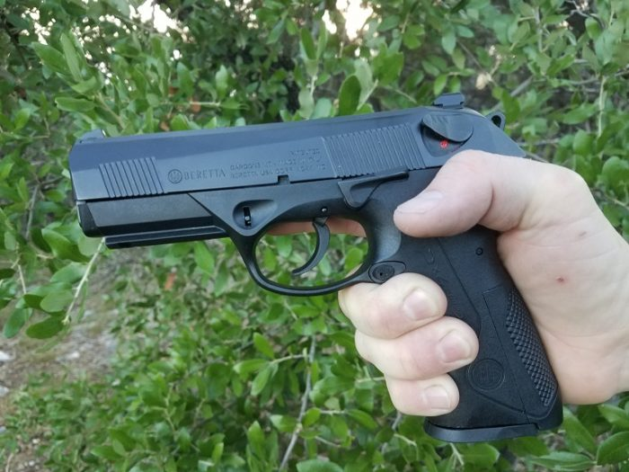 Beretta PX4 Storm full size (image courtesy JWT for thetruthaboutguns.com)