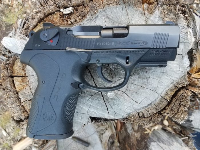 Beretta PX4 Storm Compact (image courtesy JWT for thetruthaboutguns.com)