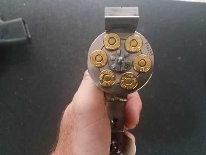 Taylors & Company 1875 Schofield 38 Special Revolver
