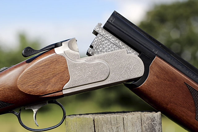 Mossberg International Silver Reserve II Shotgun Review