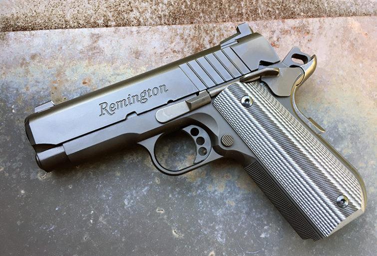 Remington 1911 R1 Ultralight Executive