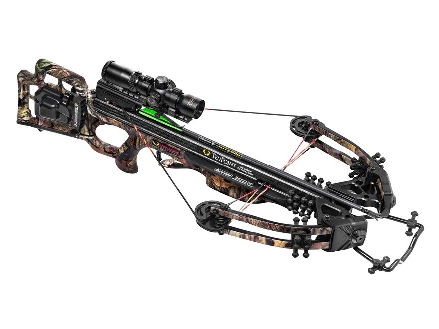 TenPoint : A Good Crossbow Assist Your Hunting