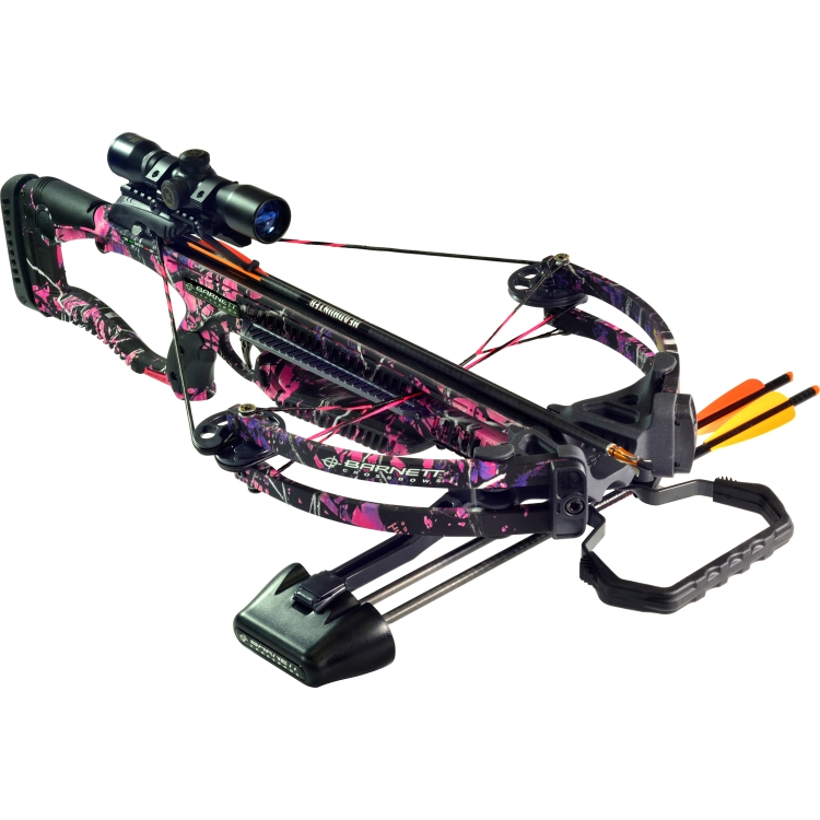 A Crossbow Creat For Woman Hunter
