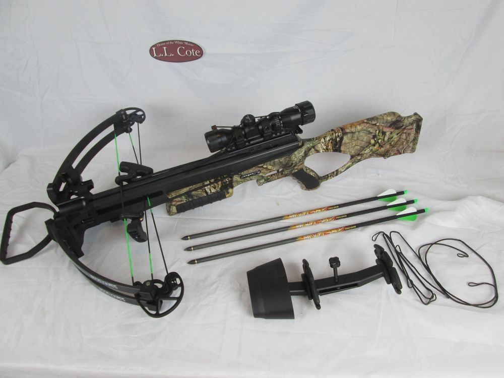 A Powerful Crossbows Which Easy To Handle