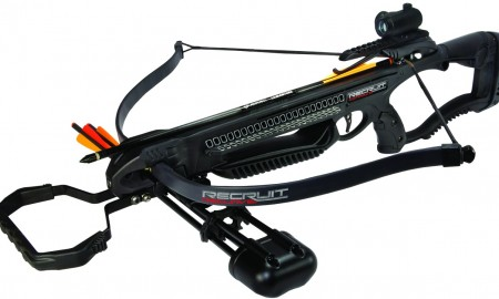 Great Recruit Recurve crossbow can hlep your hunting 02
