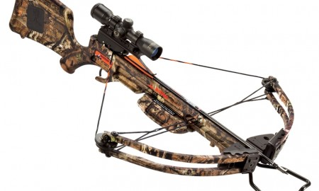 Hunting good helper- Wicked Ridge Warrior HL crossbow 02