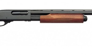 Hunter's handy Pump-Action Shotgun 01