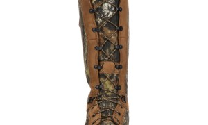 Comfortable long boots for ladies's hunting 02