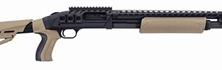 Shotgun for hunting-Mossberg 500 ATI Scorpion