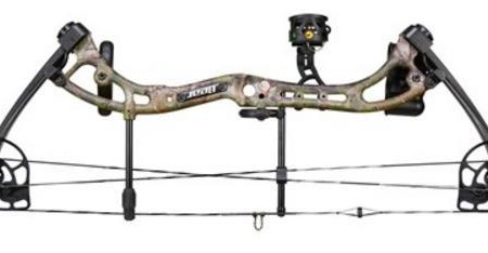 Bear A4AP21005L APGBLK Compound Bow 02