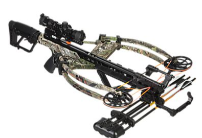 Bear X Fisix FFL crossbow